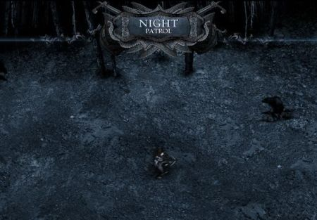 Underworld rise of the lycans site screenshot 2 game night patrol - Copy