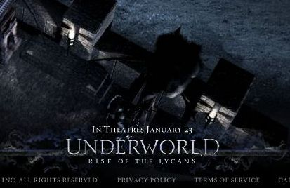 Underworld rise of the lycans site screenshot 2 game guard the castle 2 - Copy