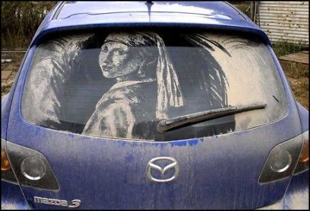 Scott_wade_dirty_car_art
