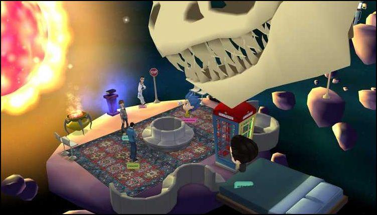 Google_lively_room